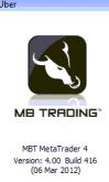 Vorsicht beim Update von Metatrader 4 Build 416 auf Build 418 EA können Probleme bereiten - Bild 2.