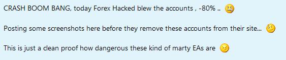 Forex Hacked EA Expert Advisor Test der Urvater aller Grid Trading EA - Bild 3.