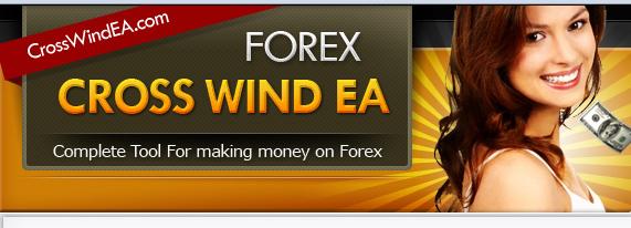 Forex Cross Wind Expert Advisor für MT4 im Test - Bild 1.
