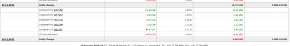 Forex Real Profit EA handelt viele Devisenpaare und wirbt mit Live Ergebnissen im Test - Bild 5.