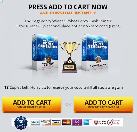 Knapp 1000 Dollar kostet der Gewinner Cash Printer.