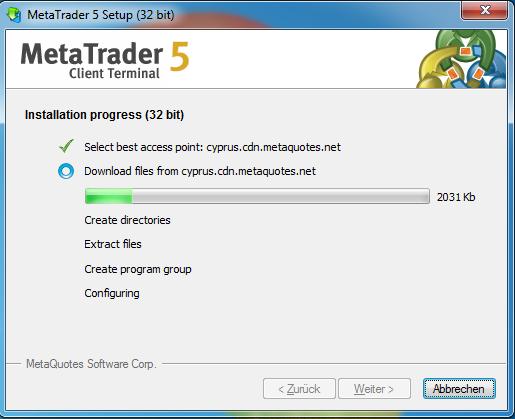 Sollen Sie auf Metatrader 5 von MT4 umsteigen? - Bild 1.