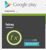 Android App für myfxbook.