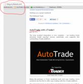 Im Blog, in Emails und bei jedem Aufruf der Seite kommt Werbung.