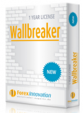 Wallbreaker ist ein Break Out Strategie EA aus Deutschland.
