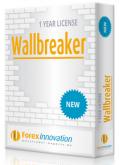 Wallbreaker EA von Forex Innovation GmbH Logo.